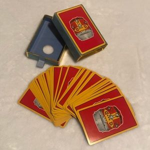 Vintage Congress Playing Cards from the 50's